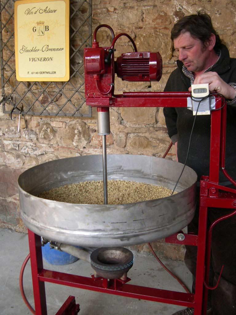huile de noix kolbsheim